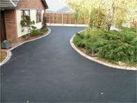 Image of Tarred surfaces/driveways & parking areas.