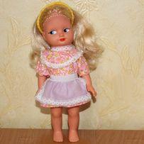 Кукла немецкая коллекционная, 19 см ГДР