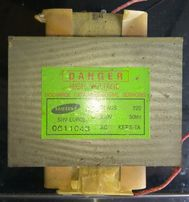 Силовой трансформатор SHV-EURO2 для микроволновой печи Samsung
