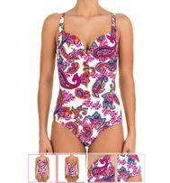 Новый, слитный купальник TRIUMPH монокини в модный принт EU46, IT52