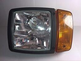 Reflektor / lampa przednia JCB 3 CX 4 CX Manitou Merlo