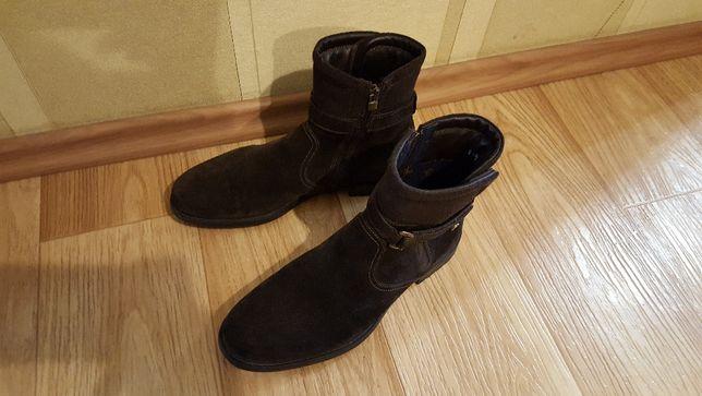 Продам итальянские мужские ботинки (полусапоги) FABI Харьков - изображение 1
