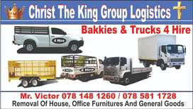 CHRIST THE KING LOGISTICS AND TRANSPORT