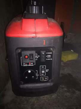 Selling three generators for 15000 negotiable