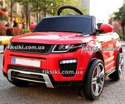 Детский электромобиль FL-1618ЕВА красный, Дитячий електромобiль