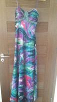 Piękna długa suknia rozm. 36, przywieziona z USA