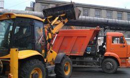 Газель-Зил-Камаз. Вывоз строй.мусора
