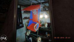 Продам коляску летнюю детскую периода СССР