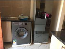 Furnished neat 2 bedroom flat in Midrand