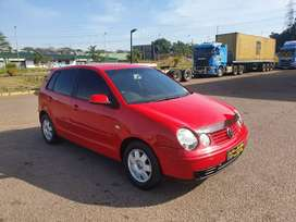 2004 VW POLO 1.4i - EXCELLENT CONDITION