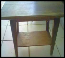 Antique Wooden Side Table