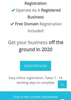Business registrations and more