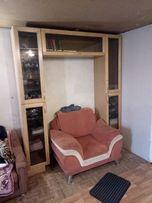 Стенка шкафы кресло в прихожую гостинную офис