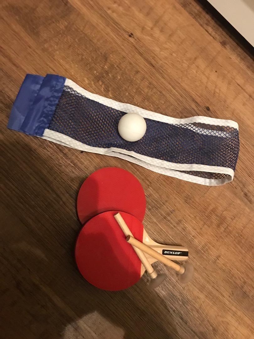 Mini stolní tenis 0