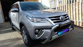 Toyota Fortuner 2.4 GD6 4x2 Auto