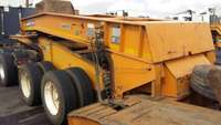 Image of Various used 4 Axle Lowbed Trailers for sale