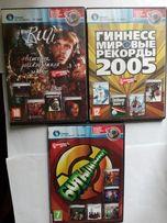 Вий, Гиннесс, Для игри необходим DVD-плеер и телевизор (3 диски 150грн