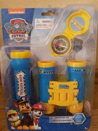 Paw Patrol Щенячий патруль набор Компас бинокль фонарик Premium toys