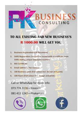 Register Your Business Now!!