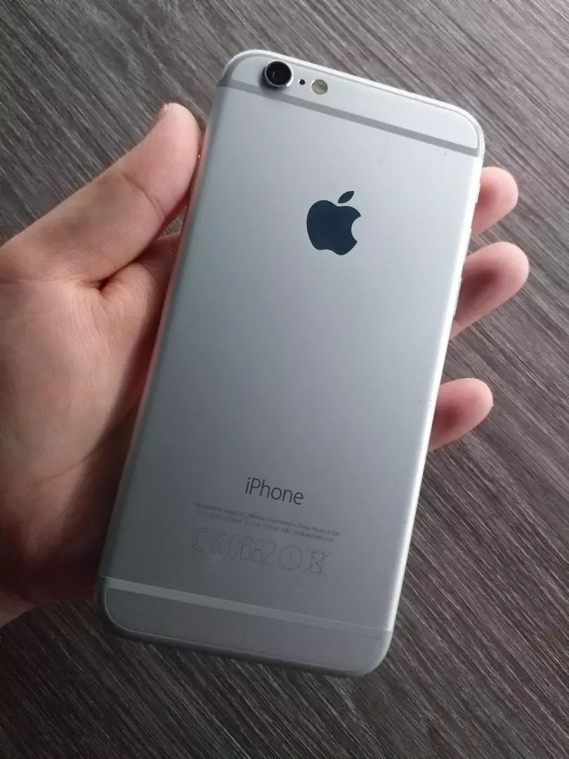 Iphone 6 silver 0