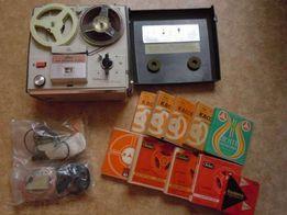 Магнитофон бобинный Toshiba