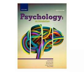 Psychology:An Introduction-4th Edition