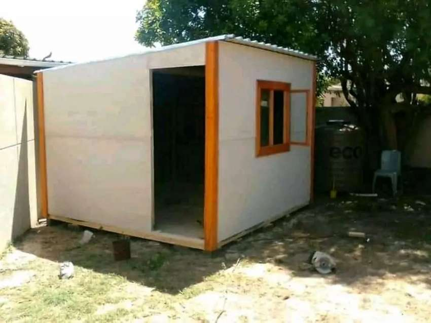 We do Wendy house and nutec house
