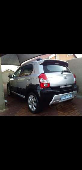 Etios cross for sale