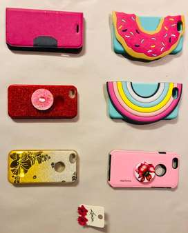 Apple iPhone 5 & 6 covers