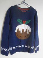 Świąteczne swetry różne rozmiary