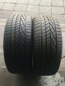 245/40/20 Goodyear 90%thread life free fitting and balancing