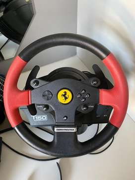 Thrusmaster T150 racing wheel