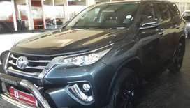 Toyota Fortuner 2.4 GD6 Auto 4x2
