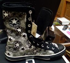 Кеды Converse (original) high top exclusive disign