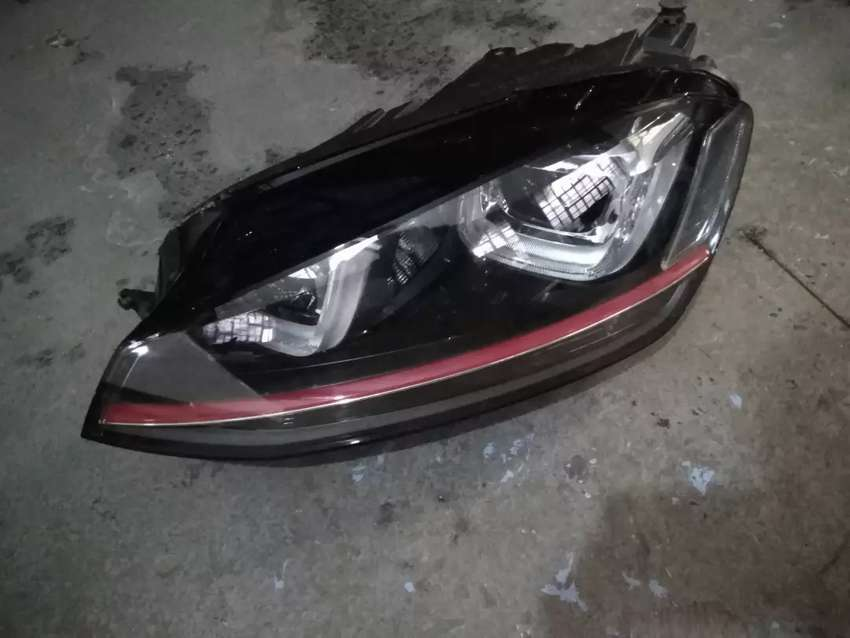 Golf 7 Gti headlight 0