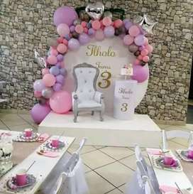 Kiddies Birthday  Hire Out