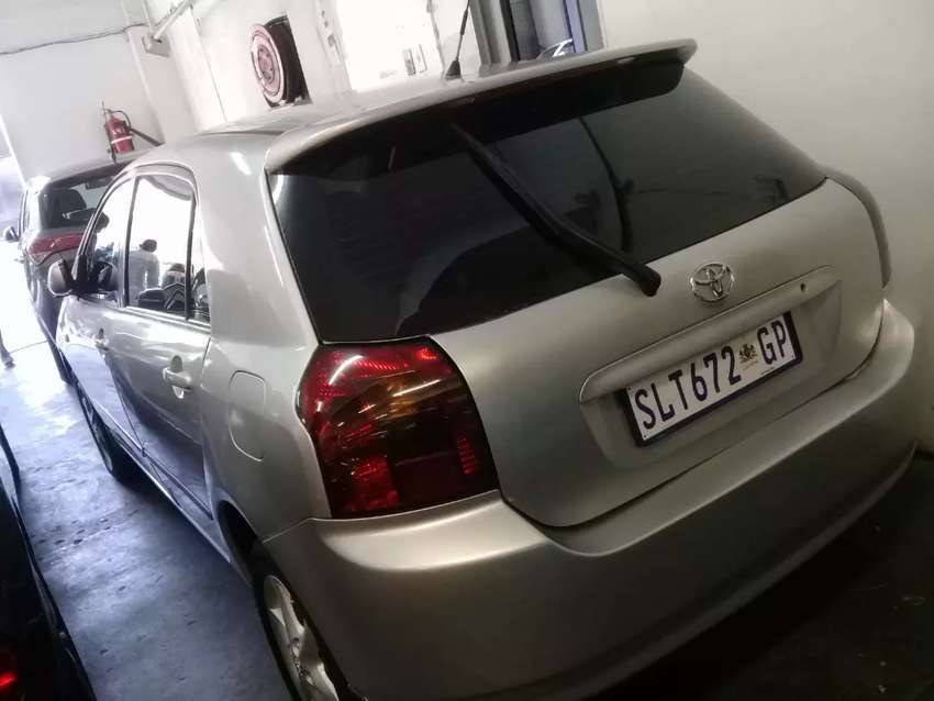 Toyota runx for  sale 0