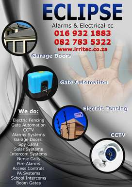 Repair on Electric fence. We are professional installers