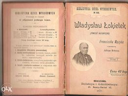 """Książka """"Władysław Łokietek"""""""