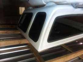 DOUBLE CAB Canopy (White)