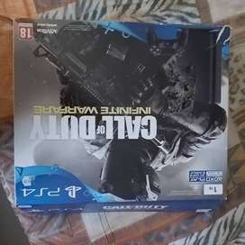 ps4 slim 1tb + 2 controllers
