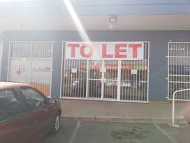 Shop open in Witfield to rent