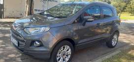 FORD ECOSPORT ECOBOOST TITANIUM WITH SPARE KEYS
