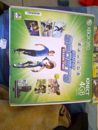 4GIG Xbox 360 With Kinect Sensor For Sale, used for sale  South Africa