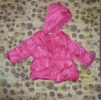 Курточка демисезонная, на 6-9 мес