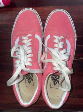 Real VANS size 7