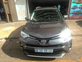 Toyota Rav4 2018 automatic transmission available now for sale