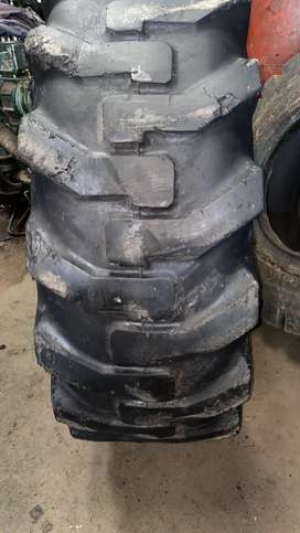 Secondhand tyre