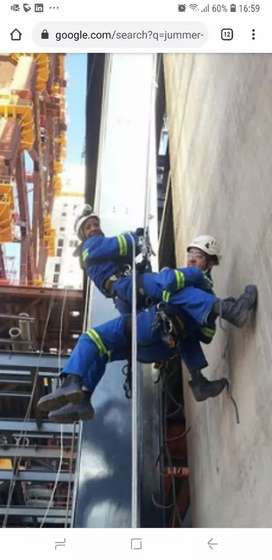 Working at Heights Safety
