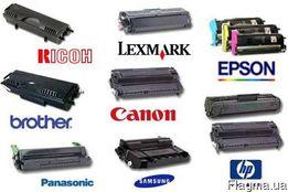 Заправка картриджа принтера